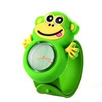 Cindiry sports kids children watches cartoon animal monkey soft silicone quartz cute watch for boy girl.jpg 200x200