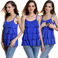 Emotion Moms Maternity Clothes Nursing Tank Tops Pregnancy Tank Breastfeeding Clothing For Pregnant Women Summer Vest Camisole