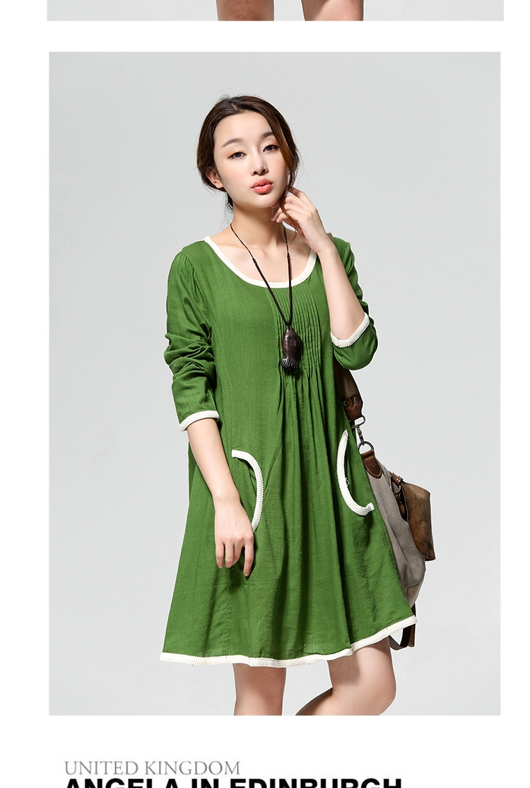 Fashion long sleeve maternity dresses high quality clothes for fashion long sleeve maternity dresses high quality clothes for pregnant women linen casual dress clothing springautumn in dresses from mother kids on ombrellifo Choice Image