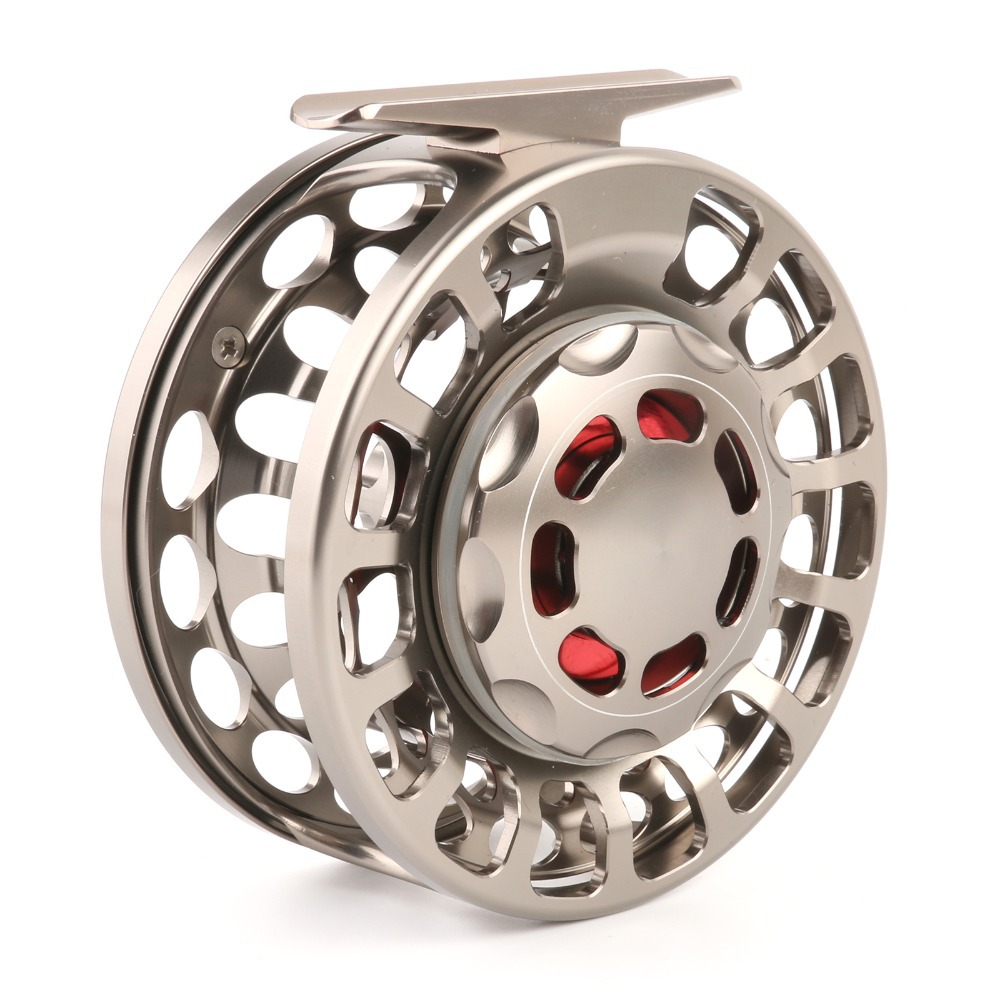 aliexpress : buy vx 5/7 wt fly reel 100% waterproof large, Fishing Reels