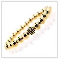 CCB-Zircon-Copper-Beads-Bracelet-Golden-White-Black-Pink-Rope-Color-Unisex-Charm-Bracelets-for-Women