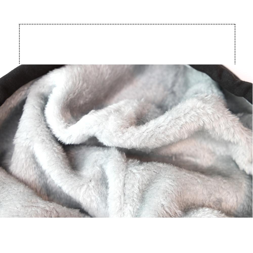 Elk Animal Hoodie Winter Warm Funny Jacket 2019 Fashion Hot Men 39 s Zipper Coat Fleece Hip Hop Top Streetwear Tracksuit Thick Coat in Hoodies amp Sweatshirts from Men 39 s Clothing