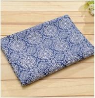 Baskı malzeme giyim tekstil pamuk keten dikiş kumaş doku dikmek için dikiş patchwork etnik kumaşlar için 1 metre kumaş metre