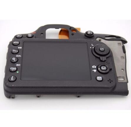 95%New D7200 back cover For Nikon D7200 Rear Cover Button Flex with LCD key FPC Camera repair parts 95%new d7200 back cover for nikon d7200 rear cover button flex with lcd key fpc camera repair parts