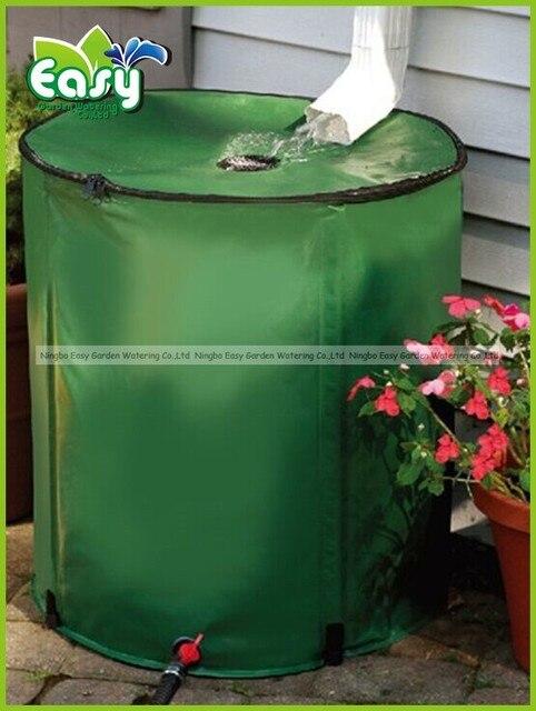 250 ltrs COLLAPSIBLE RAIN BARREL. rainwater barrel.