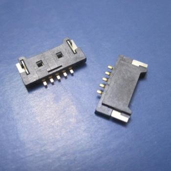 50 шт оригинальный разъем ЖК-монитора 1,25 Интервал 3/4/5/6/8 Pin позолоченный кессона Тип