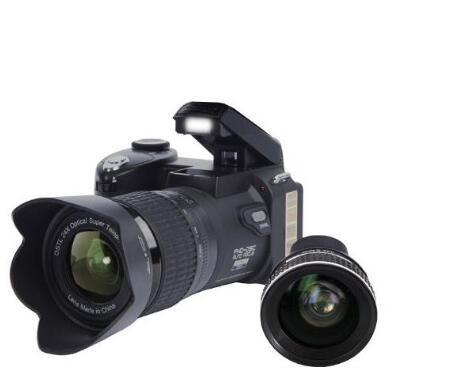 D7100 13MP Interpolation numérique caméra vidéo numérique maison caméra 24X Zoom optique caméra