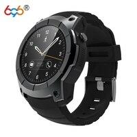 696 GPS akıllı saat S958 Pedometre Spor Izci nabız monitörü Smartwatch Spor Su Geçirmez Izle Destek SIM TF Kart|Akıllı Saatler|Tüketici Elektroniği -