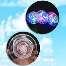 Novelty Baby Bathroom LED Light Toys Color Change Glow Bathtub Shower Floating Light Toy Gift