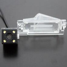 CCD/SONY CCD de visión nocturna impermeable cámara de Visión Trasera Cámara de Marcha Atrás Aparcamiento para 2009 2010 2011 2012 Dodge Caliber qualitifiy