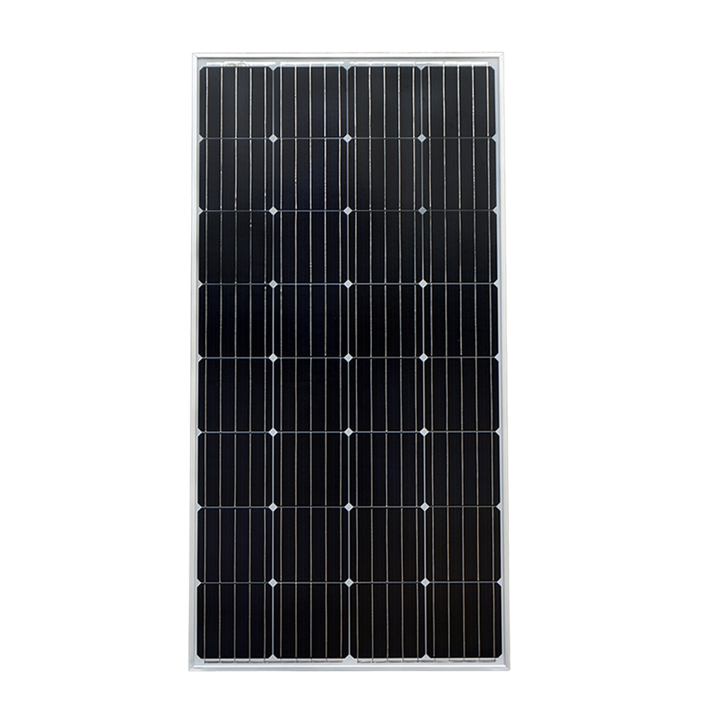 цена на 2PCS 150W 12V Mono Solar Panel off Grid for Home Power Charge Camping Boat Caravan
