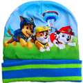 Pawed Patrolling Adventure Bay Marshall Chase Rubble Bulldog Dogs Puppy Knitted Caps Children Winter Warm Cute Hats Kids Beanies