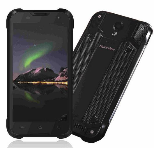 "Original Blackview BV5000 4G Mobile Cell Phone 5.0"" HD MTK6735P Quad Core 2GB+16GB 5000mAh 13MP Android 5.1 OTG IP67 Waterproof"