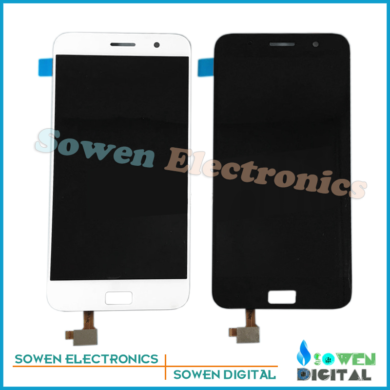 A+ quality for Lenovo ZUK Z1 LCD display with Touch Screen digitizer assembly full sets ,Black or white.Best quality,with tools