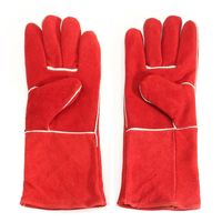 NEW 15 7 Heat Resistant Melting Furnace Gloves Fire High Temperature Protection XL Workplace Safety