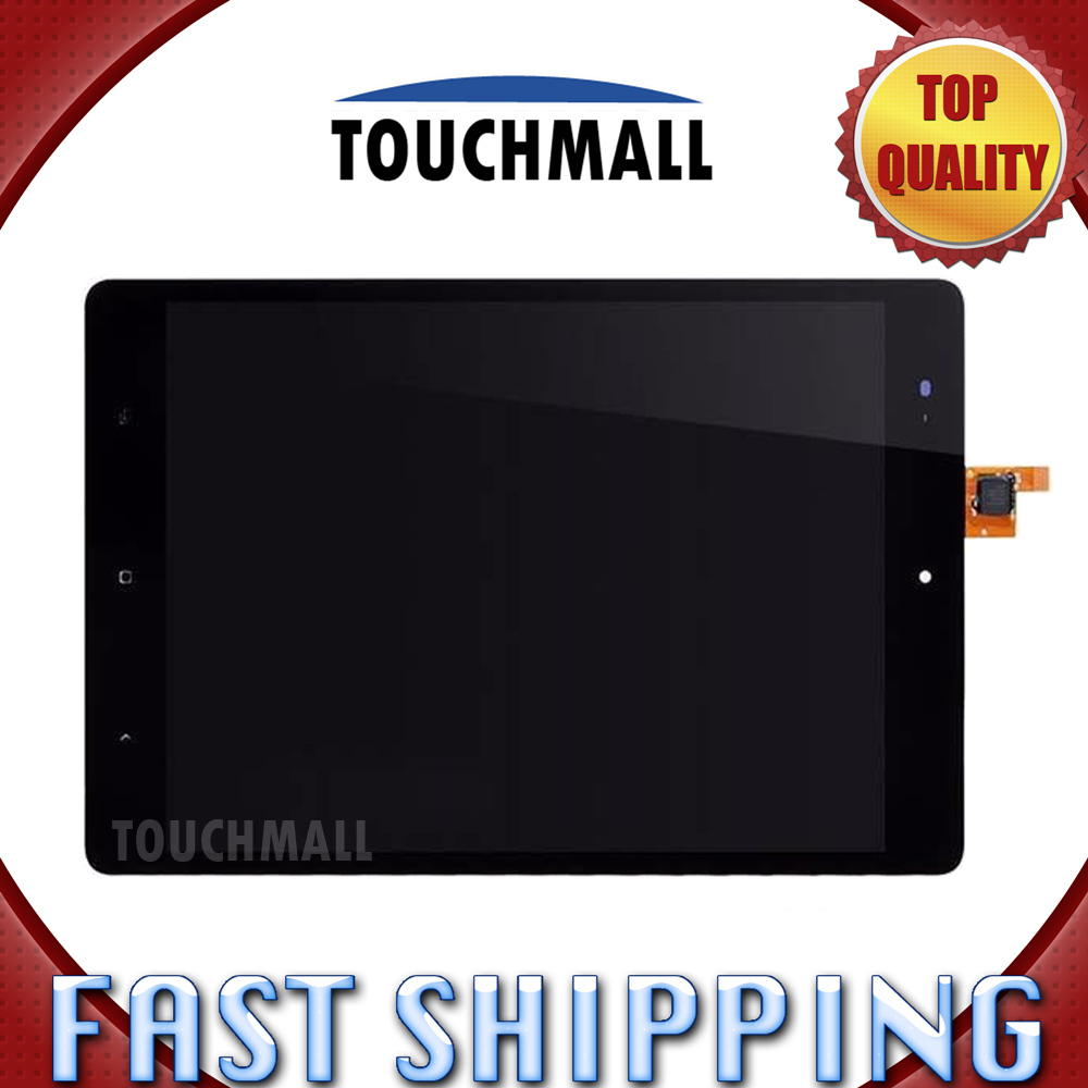 ФОТО For Xiaomi Mipad Mi Pad 1 A0101 Replacement LCD Display Touch Screen Digitizer Assembly 7.9-inch Black For Tablet