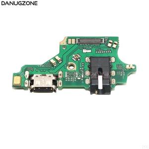 Image 2 - 30ชิ้น/ล็อตสำหรับHuawei P20 Lite / Nova 3E ANE L01/LX3/L23 USB Chargeแจ็คบอร์ดDock Socket connectorการชาร์จPort Flex Cable