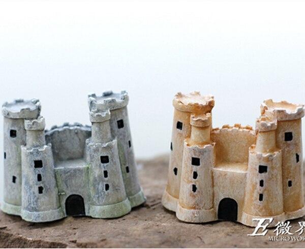 Gnome Garden: Aliexpress.com : Buy 4pcs Castle Sand Sculpture Fairy