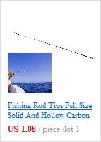 Details about  /5Pcs Mini Winter Ice Fishing Rod Top Tip Carbon Fiber Winter Fishing Pole