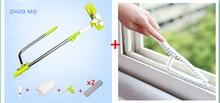 Набор кистей для windows Многофункциональный высокой посадкой окна щелевая очистки кистей для очистки hobot щетка для мытья окон