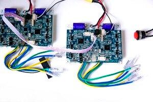 Image 3 - 24V 36V NEW Version 2.4G Transmitter 4WD Remote Controller Board Hub Motor Skateboard Motor Wheel Wheel Drive Control Board