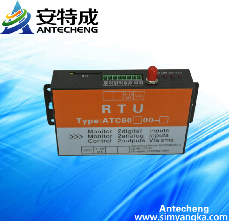 Remote controlled electrical switches ATC60A00 for 3G module