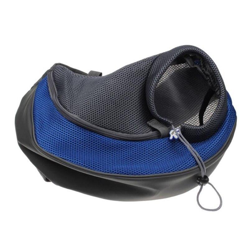 Pet Dog Cat Puppy Carrier Mesh Travel Tote Shoulder Bag Backpack S/L X10243