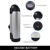 Sale 36V 250W Bafang eBike Brushless Gear Rear Hub Motor Electric Bicycle Conversion Kit with 10Ah Wheel Drive Bike Battery Kit 1
