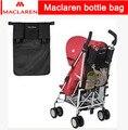Maclaren Stoller pezón titular bolso de la mami del bebé / niño / bolsa pezón bebé accesorios cochecito canasta de almacenamiento