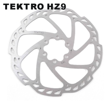 HZ9 Bicycle brake Hydraulic brake disc Rotors MTB bike brake disc Rotors 160mm 6″ for TEKTRO free shipping,
