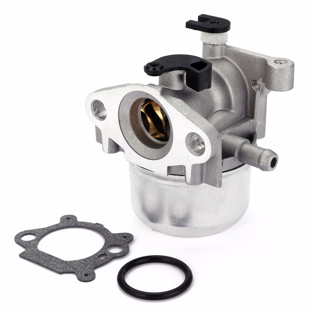 Replacement Carburetor Carb For 796707 794304 799866 With Gasket & O-Ring Mayitr Lawn Mower Parts Hot Selling high quality replacement carburetor parts tool fit for 250 xv250 1988 2014 carb