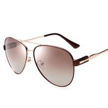HDSUNFLY 100% Polarized Sunglasses aviation elegant Women an