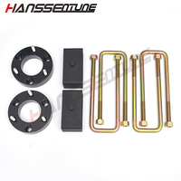HANSSENTUNE 4WD Accesorios 25mm Front and 51mm Rear Suspension Lift Up Kit For Hilux Vigo SR5 SR6 2005 2014