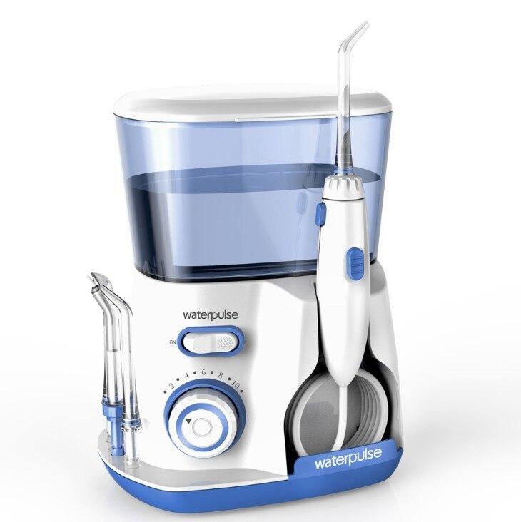 1090 V300 WaterpulsePower 800ml Dental Water Flosser Irrigator Dental Oral Care Teeth Cleaner Oral Irrigator Floss Water