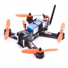 Makerfire BIBI BIRD FPV 210 Racer Quadcopter Kit Lite Version Carbon Fiber  Racing Drone With Video Best Gifts For Children