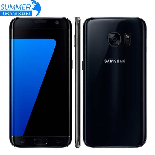 Original Samsung Galaxy S7 Edge Android Mobile Phone 4G LTE 5.5