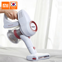 Xiaomi JIMMY JV51 Vacuum Cleaner 100000rpm Handheld Wireless Strong Suction Vacuum Dust Cleaner Low Noise Vacuum Cleaner 400W