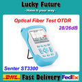 SENTER ST3300 OTDR with VFL Otdr Fiber Optic Test 1310/1550 28/26dB OTDR