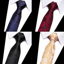 Wholsale 8CM British Style  Narrow Thick Neck Tie For Men Plaid Striped Dots Necktie Dress Accessory Fashion Neckwear