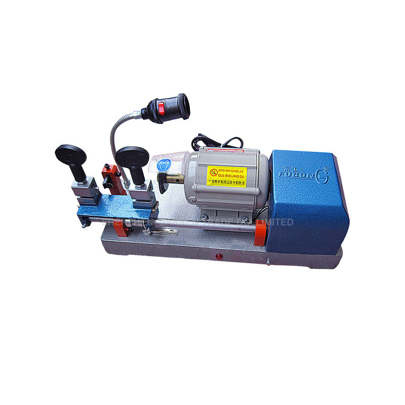 1 pc Multi fuctional opspannen BW 9 Key Stencilmachine voor Dupliceren Security Sleutels Slotenmaker Gereedschap Lock Pick Set 220 v /50 hz - 3