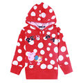 2016 fashion kids hoodies for girls children wear sweatshirts roupa infantil embroidery sweatshirt jacket baby for baby zipper