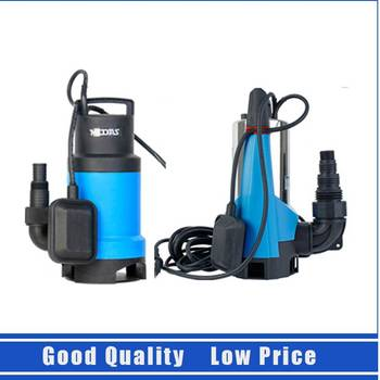 Engineering Plastic Dirty Water Submersible Pump Electric Sewage Pump For House