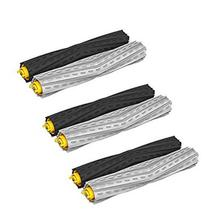 3 set Tangle Free Debris Extractor Brush for iRobot Roomba 800 Series 870 880 Vacuum Cleaner replacement free ship