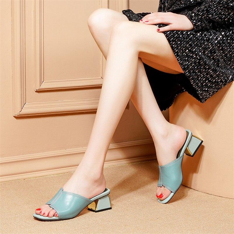 Sandalias DEL VERANO zapatos