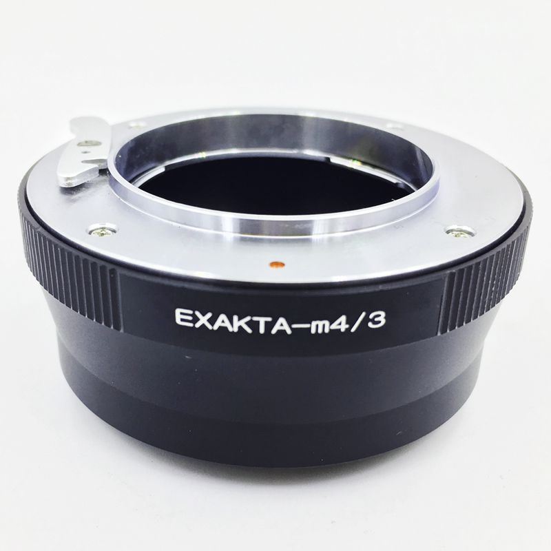 Exa-M4/3 <font><b>Adapter</b></font> Ring For Exakta Lens <font><b>To</b></font> <font><b>Micro</b></font>- <font><b>4/3</b></font> Body Gh4 Gh5 Bmpcc image