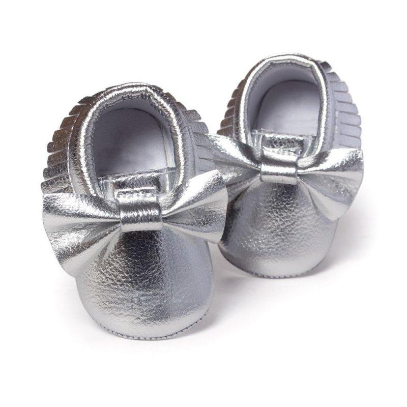 Kuumalt müüdavad beebikingad väikelaps käsitsi valmistatud - Beebi kingad - Foto 6