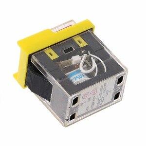 Image 4 - AC 250V 6A IP54 עמיד למים אלקטרומגנטית לחיץ מכונת מסור חותך תרגיל על Off מתג בטיחות