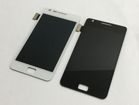 Black White Touch Screen Digitizer Glass Sensor LCD Display Panel Screen Monitor Module Assembly For Samsung