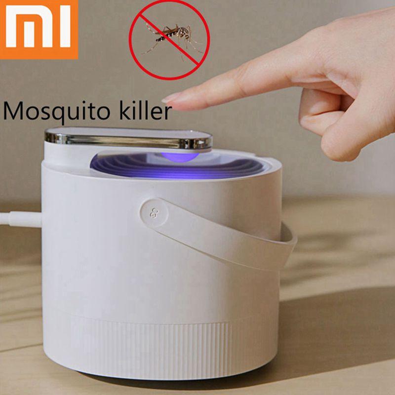 Xiao mi mi jia Moskito Mörder Lampe Xio mi mi Elektrische Mückenschutz UV Insekten mörder Falle Xia mi Zapper xao mi Xioa mi Xiao mi