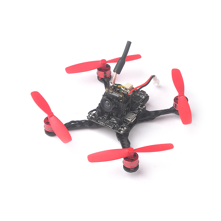 JMT Happymodel Trainer90 0703 1S Brushless FPV Quadcopter PNP Kit w/ Flysky Frsky DSM2-X RX Receiver Fusion X3 Flight Control jmt happymodel trainer90 0703 1s brushless fpv helicopter pnp set with flysky frsky dsm 2 x receiver fusion x3 flight control
